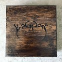 "KING GOAT ""Debt of Aeons"" Wood BOX"