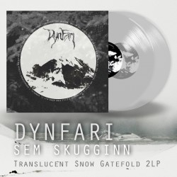 """DYNFARI """"Sem Skugginn"""" 2LP"""