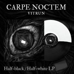 """CARPE NOCTEM """"Vitrun"""" LP (bianco&nero)"""