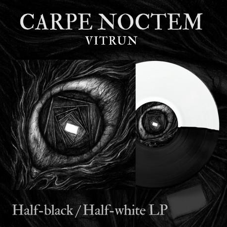 """CARPE NOCTEM """"Vitrun"""" LP (black&white)"""