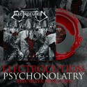 "ELECTROCUTION ""Psychonolatry"" color LP"