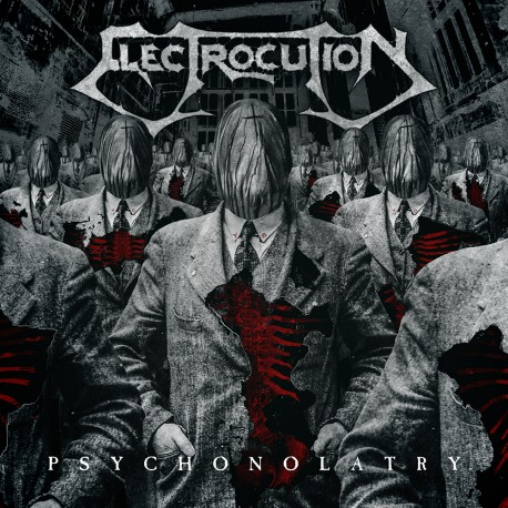 "ELECTROCUTION ""Psychonolatry"" CD"