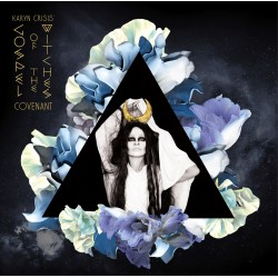 "KARYN CRISIS GOSPEL OF THE WITCHES ""Covenant"" CD"