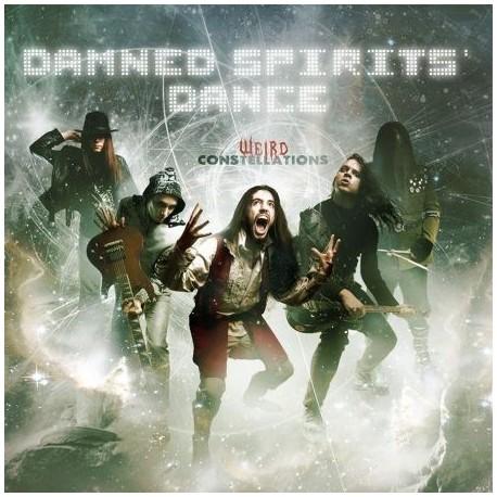 """DAMNED SPIRITS' DANCE """"Weird Constellations"""""""