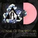 "KARYN CRISIS GOSPEL OF THE WITCHES ""Covenant"" doppio vinile rosa"