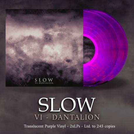 """SLOW """"VI - Dantalion"""" vinile viola traslucido"""
