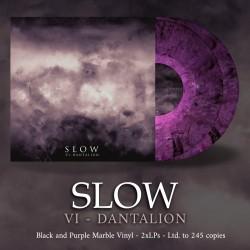 """SLOW """"VI - Dantalion"""" marble purple DLP"""