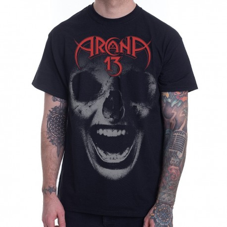 "ARCANA 13 ""Black Death"" T-shirt"