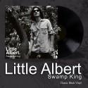 """LITTLE ALBERT """"Swamp King"""" Black LP"""