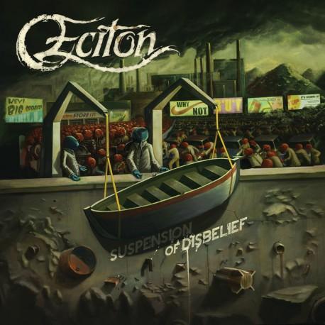 """ECITON """"Suspension of Disbelief"""""""