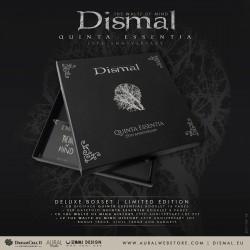 """DISMAL """"Quinta Essentia"""" BOXSET"""