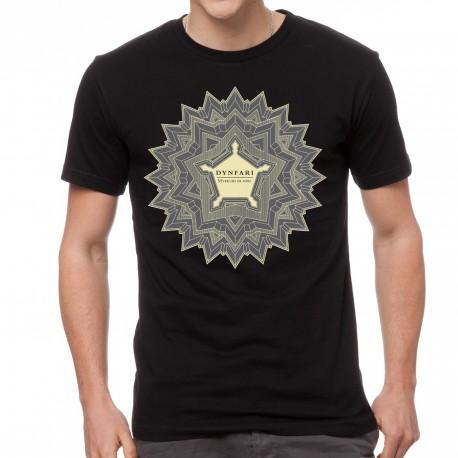 """DYNFARI """"Myrkurs er þörf"""" T-shirt"""