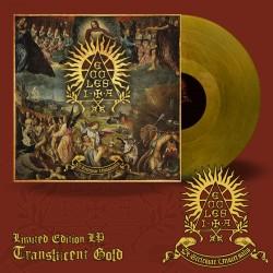 """ECCLESIA """"De Ecclesiae Universalis"""" Translucent Gold LP"""