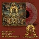 """ECCLESIA """"De Ecclesiae Universalis"""" Translucent with Blood Splatter LP"""
