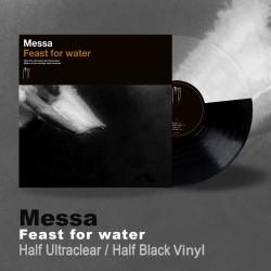 """MESSA """"Feast for Water"""" half/half LP"""
