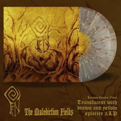 """FEN """"The Malediction Fields"""" splatter DLP"""