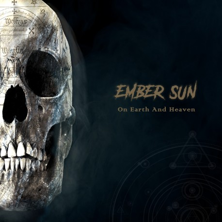"""EMBER SUN """"On Earth and Heaven"""" CD"""
