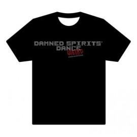 """DAMNED SPIRITS' DANCE TS """"Weird constellations"""""""