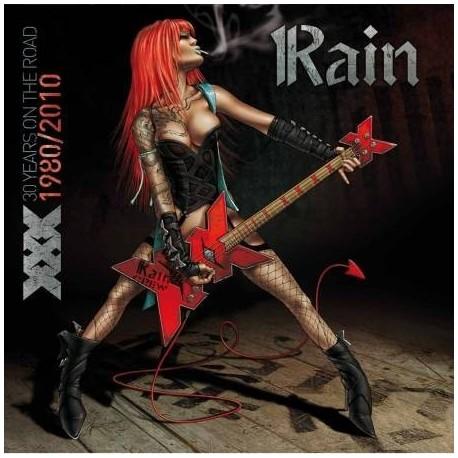 "RAIN ""XXX"" - Gatefold LP"