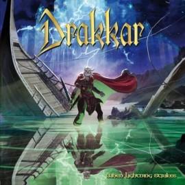 """DRAKKAR """"When lightning strikes"""""""