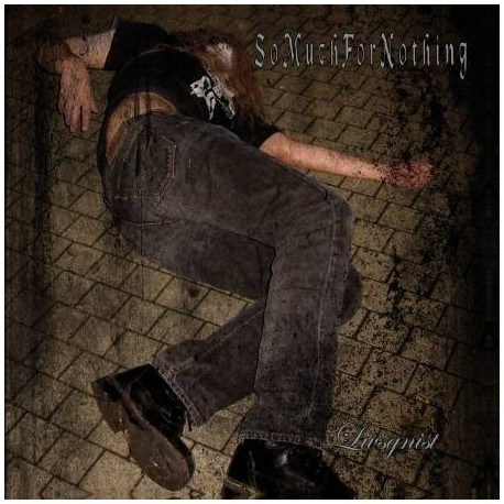 "SO MUCH FOR NOTHING ""Livsgnist"" (LP - Lim. Ed.)"