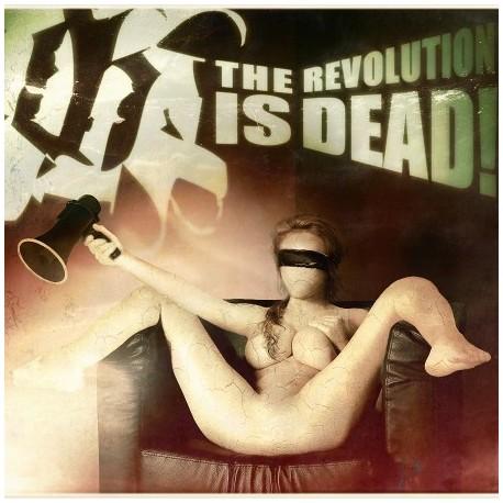 "BLUTMOND ""The Revolution is Dead!"""