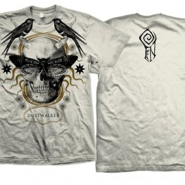 "FEN ""Dustwalker"" t-shirt sabbia"
