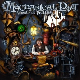 "MECHANICAL POET ""Woodland Prattlers"" 2CD Edizione Limitata"