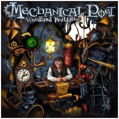 "MECHANICAL POET ""Woodland Prattlers"""