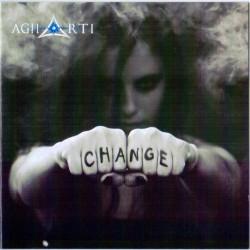 "AGHARTI ""Change"" CD"
