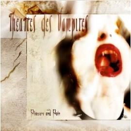 """THEATRES DES VAMPIRES """"Pleasure and Pain"""""""