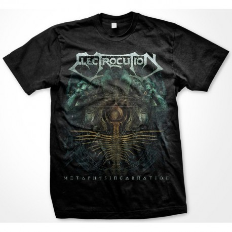 "ELECTROCUTION ""Metaphysincarnation"" T-Shirt"