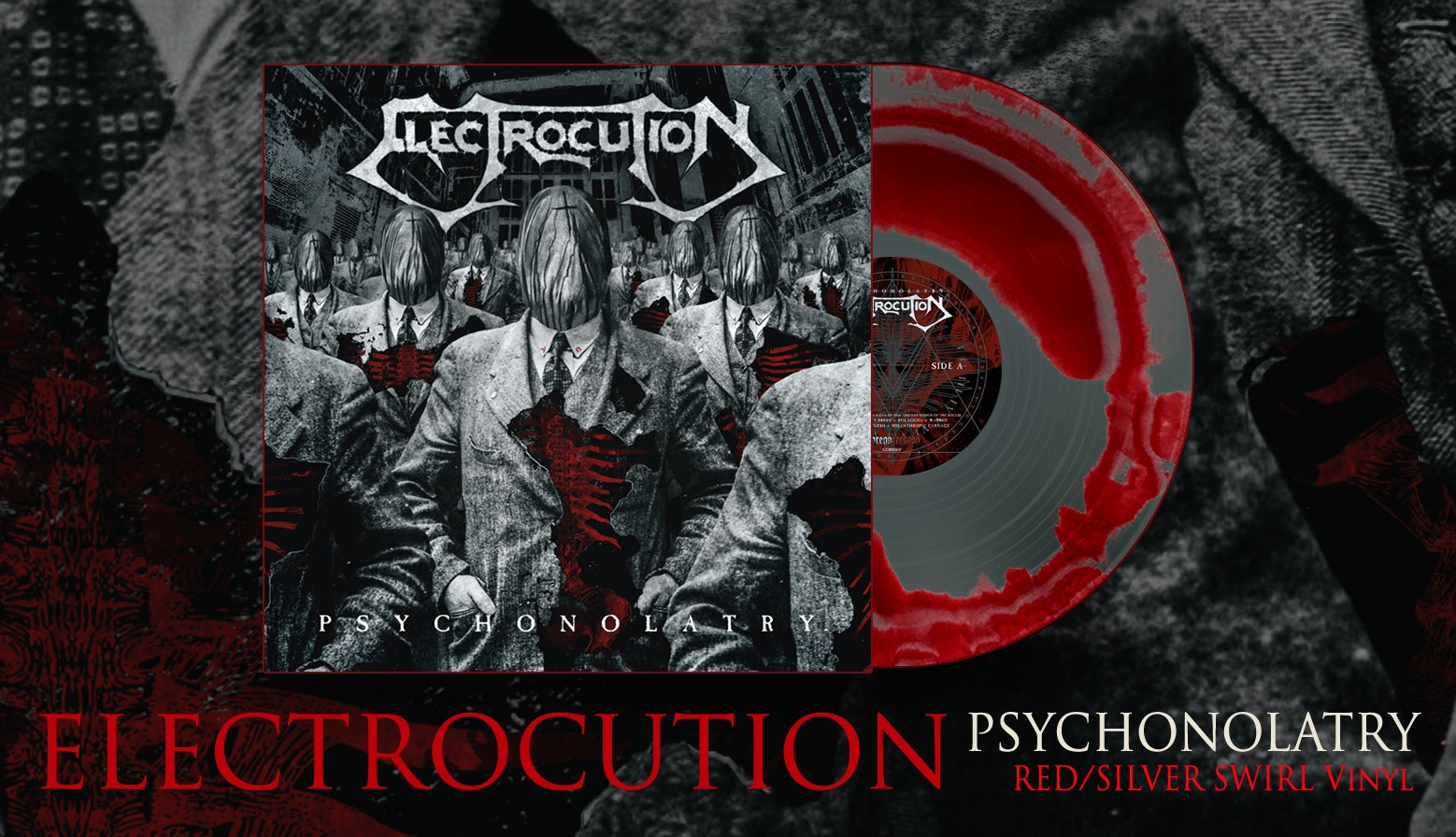 "ELECTROCUTION ""Psychonolatry"""