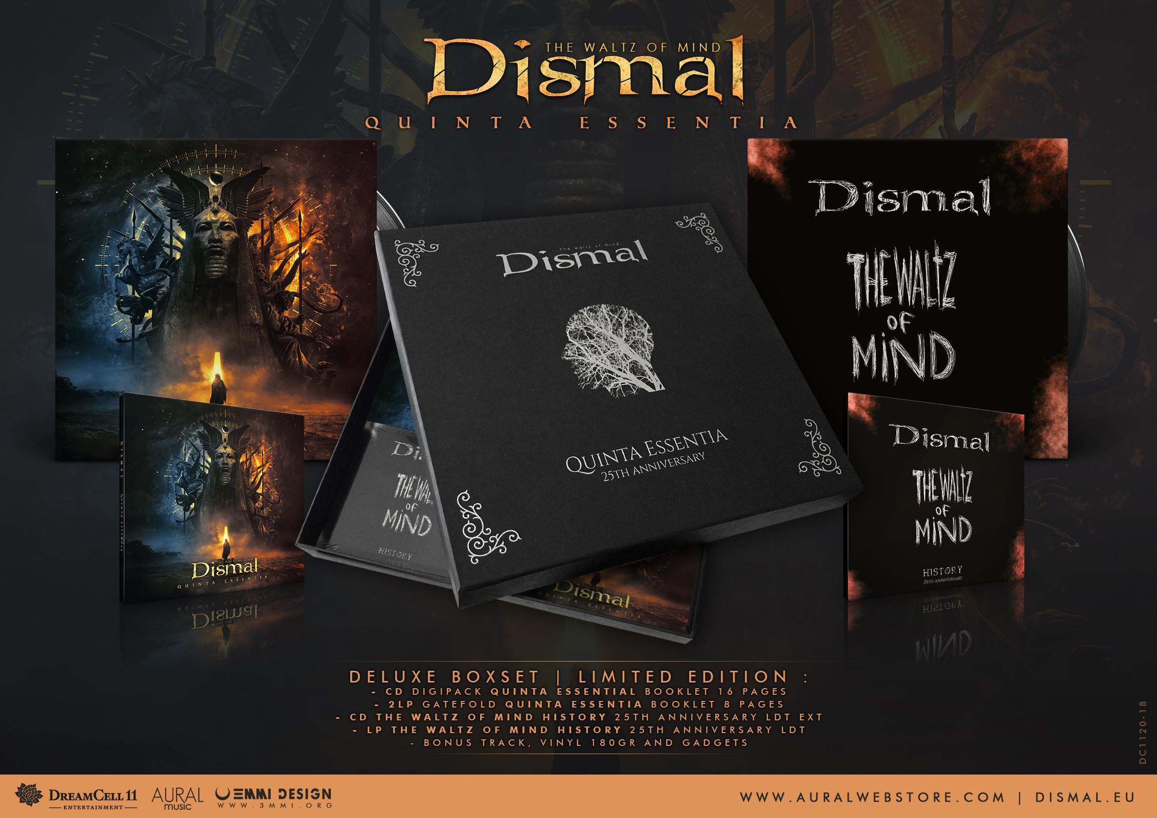 """DISMAL """"Quinta Essentia"""""""