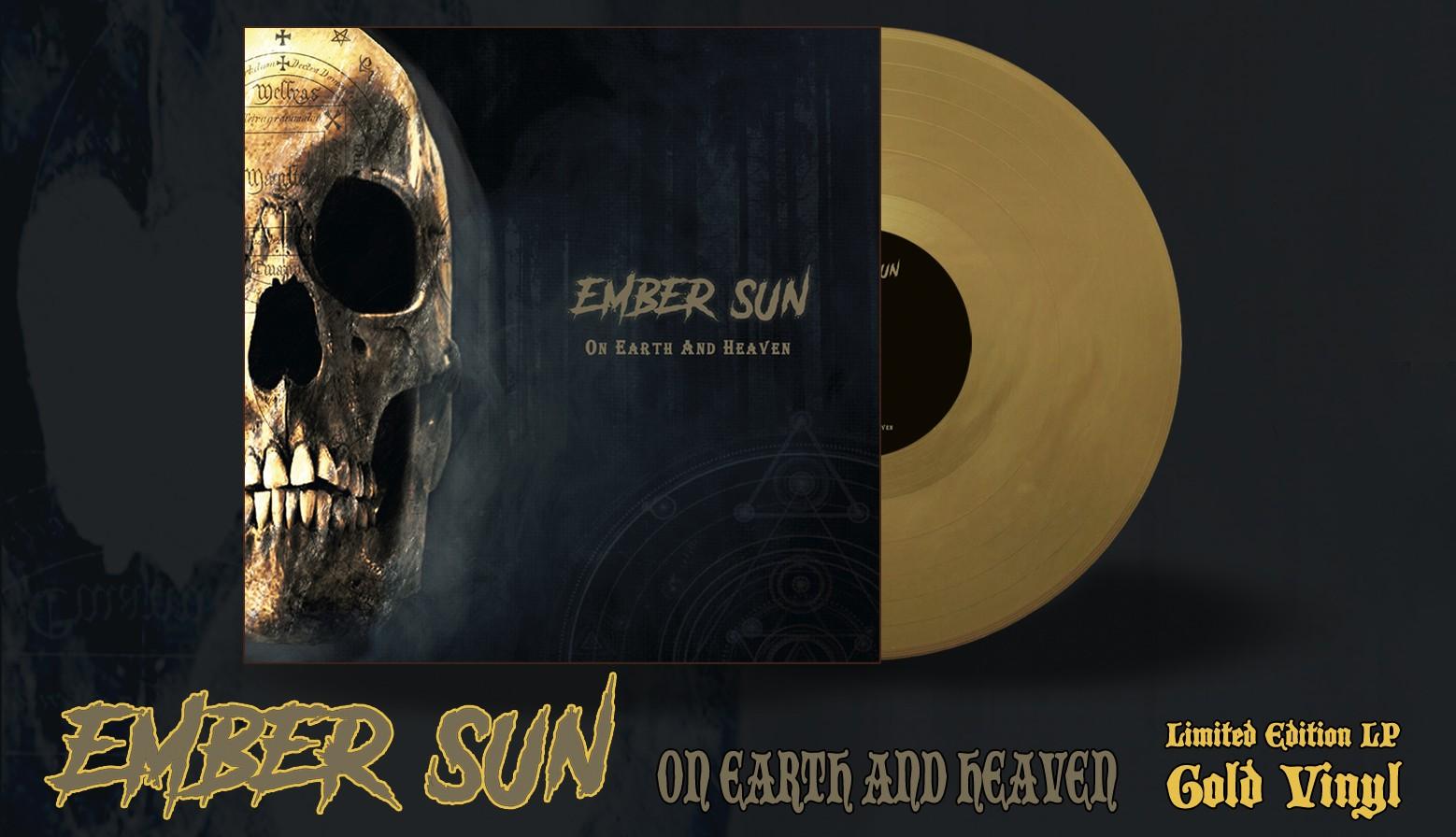 ember sun gold lp