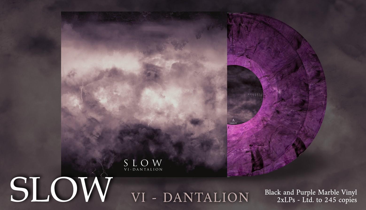 Slow Dantalion vinyl