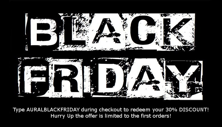 30% Black Friday Discount